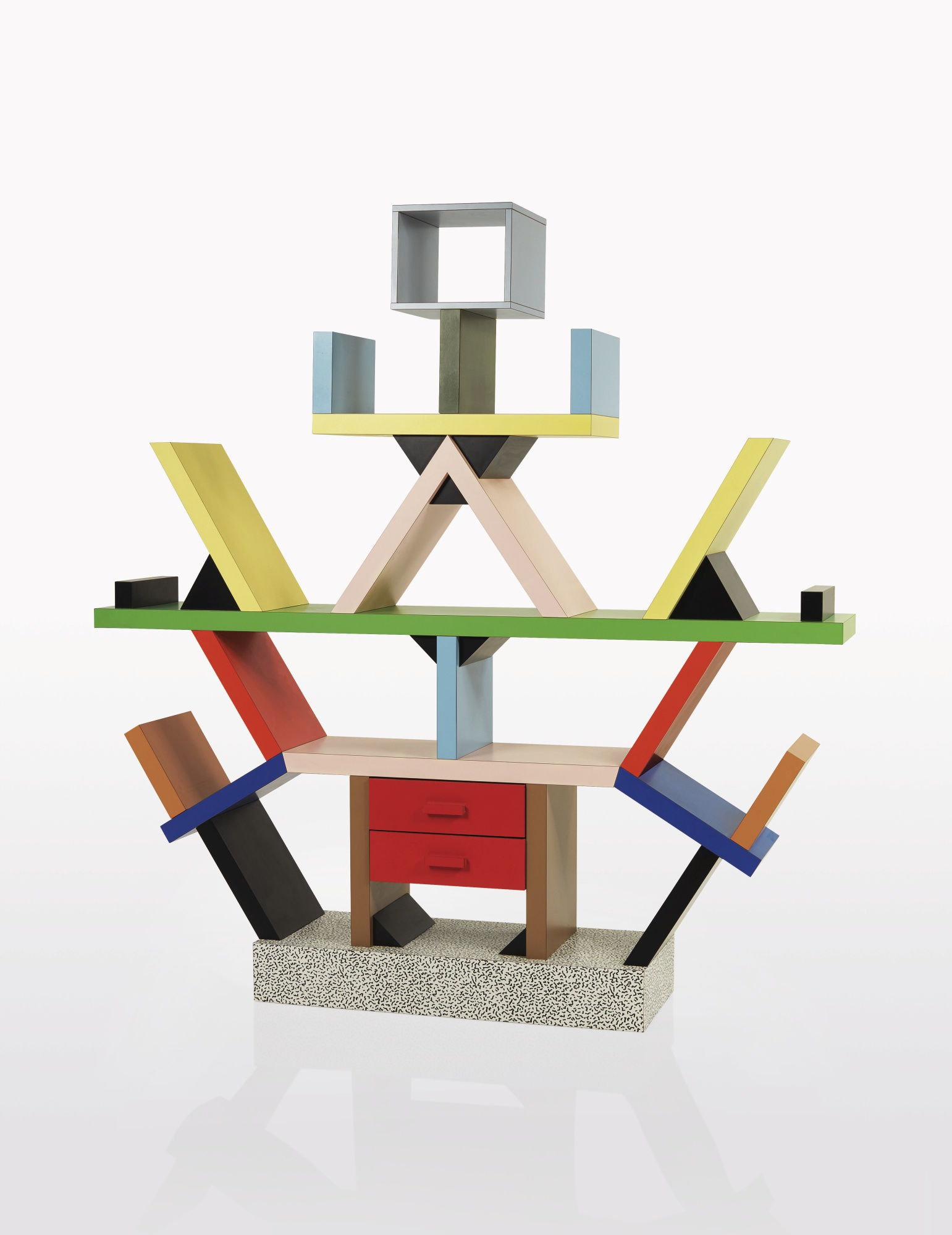 grieder contemporary ettore sottsass the memphis group